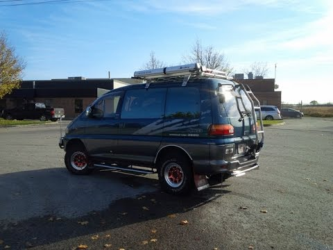Mitsubishi DELICA SPACE GEAR Exceed1, 1995, used for sale