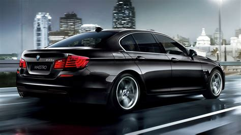 2015 BMW 5 Series Maestro (JP) - Wallpapers and HD Images