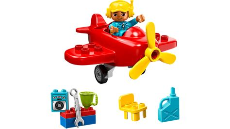 Plane 10908 | DUPLO® | Buy online at the Official LEGO
