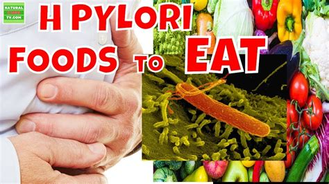 Helicobacter Pylori 11 Foods to Eat and 5 to Avoid - YouTube