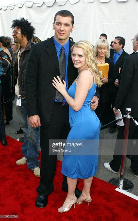 Mark Wilkerson and Melissa Joan Hart during The 30th