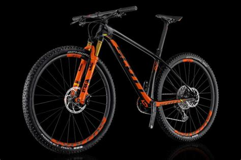 Lightest Available? 2017 Cross-Country Models from Scott