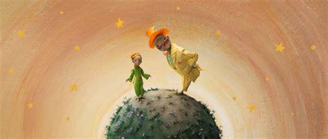 How 'The Little Prince' Came to Animated Life - The New