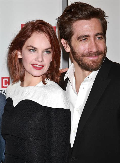 Ruth Wilson and Jake Gyllenhaal Constellations opening