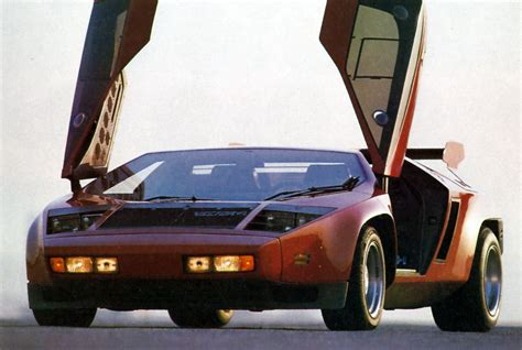 Vector W2 Twin Turbo (1980) - Old Concept Cars