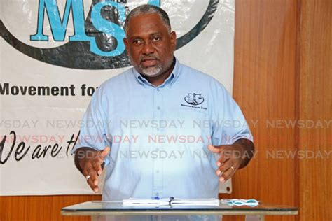 MSJ Pt Fortin campaign 'obeying covid19 rules'