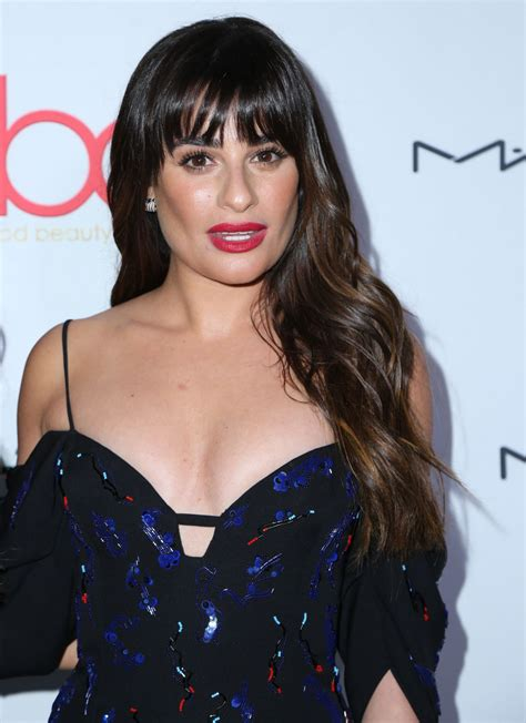 Lea Michele - Hollywood Beauty Awards in Los Angeles 2/19