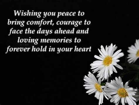 70 Condolence Messages For Loss of Mother or Father