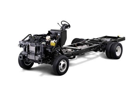 2019 Ford® Stripped Chassis E-350 DRW Super Duty®   Model