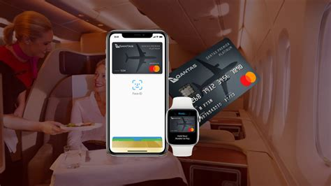 Qantas Money introduces Apple Pay to Premier credit cards
