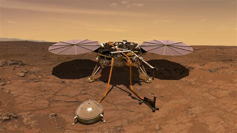 A New Mars Lander Just Took Off for the Red Planet (updated)