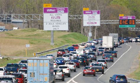 Extension plan for I-95 express lanes up for vote   WTOP