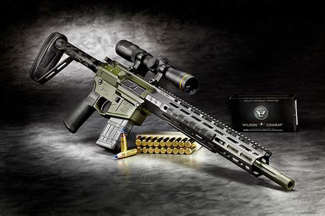 The Wilson Combat Tactical & Ultimate Hunter Rifles in