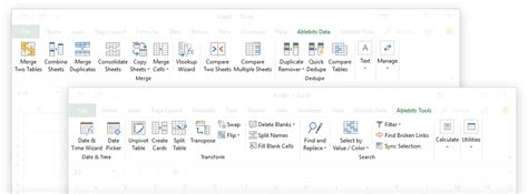 Excel add-ins and Outlook tools - Ablebits