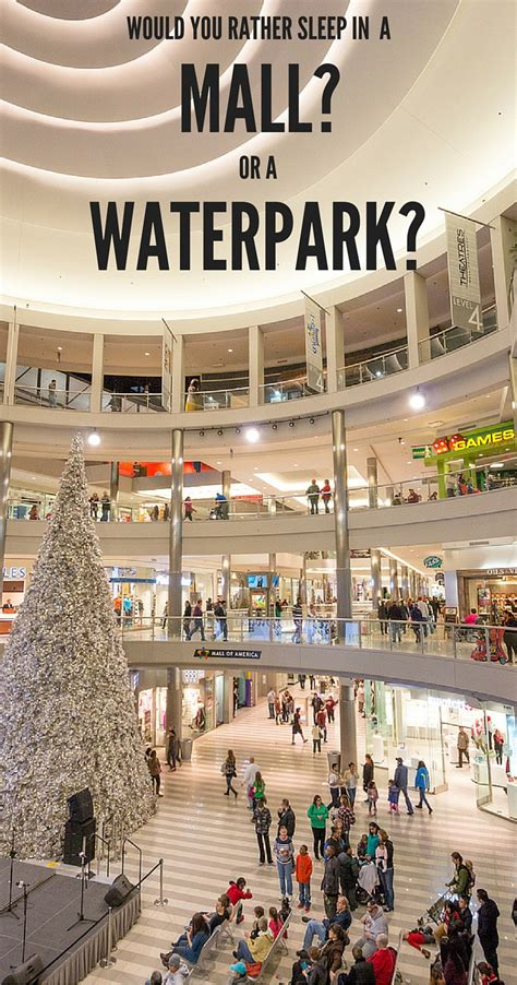 Where To Stay At Mall Of America
