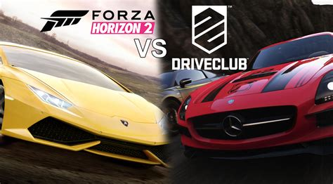 Driveclub and Forza Horizon 2 Should Not Be Compared: They