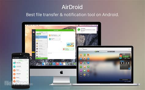 AirDroid for Mac - Download Free (2019 Latest Version)