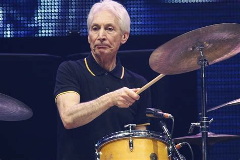 Rolling Stones Flashback: Charlie Watts interview - The