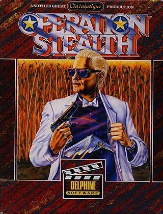 Operation Stealth — StrategyWiki, the video game