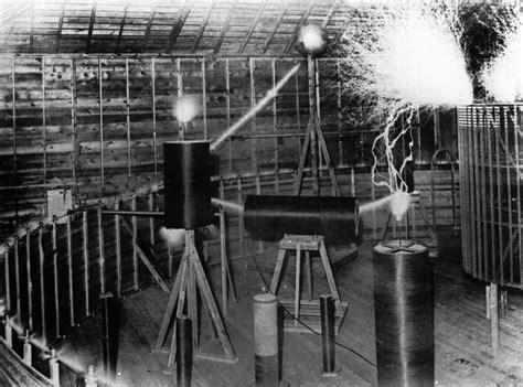 More helical Tesla Coils used in Colorado Springs   Waveguide