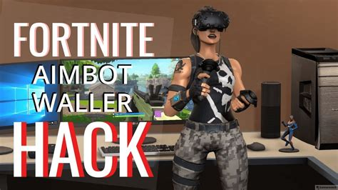 Fortnite Hack Aimbot Cheat [2019 Updated] PC DOWNLOAD New