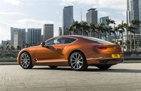 2020 Bentley Continental GT V8 unveiled   PerformanceDrive