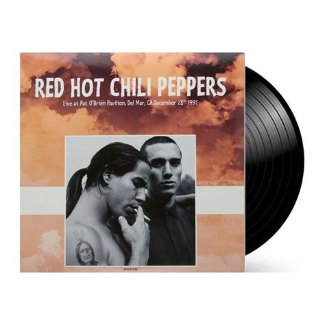 Red Hot Chili Peppers - Live At Pat O'Brien Pavilion - LP