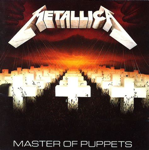 Metallica - Master Of Puppets (1986, CD)   Discogs