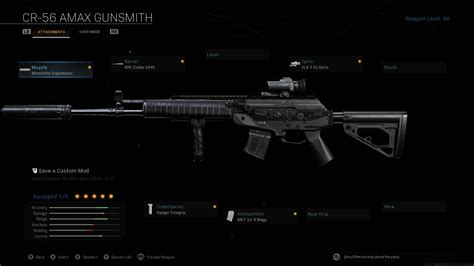 [Warzone] This AMAX sniper/DMR set up absolutely
