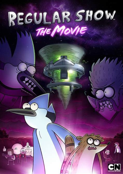 'Regular Show' Creators, Cast Talk About The Movie And