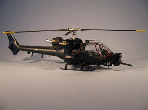 Review: Blue Thunder Helicopter | IPMS/USA Reviews