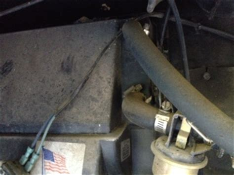 Replacing a heater core in F53 chassis and bypass - Ford