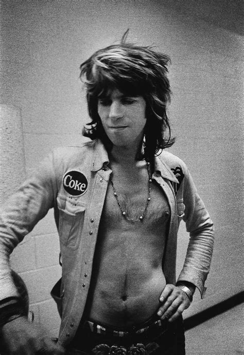 Did You Know That Keith Richards Was Young Once?