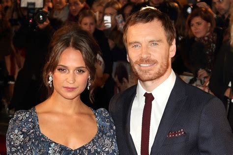 Michael Fassbender and Alicia Vikander are Married