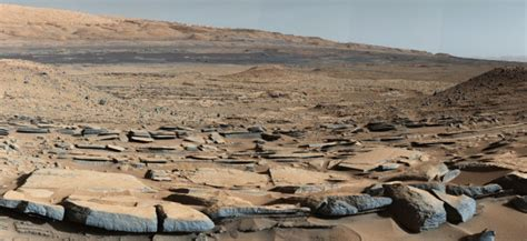 Curiosity rover confirms ancient lake(s) in Gale crater on