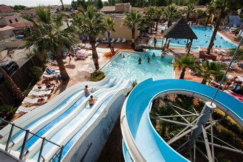Camping Les Méditerranées - Camping Charlemagne