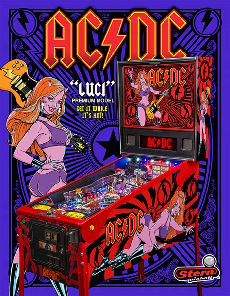 As With AC/DC & Metallica, Stern #Pinball puts it's mark